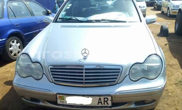 Acheter Occasion Voiture Mercedes‒Benz C-Class Gris à Lomé au Togo