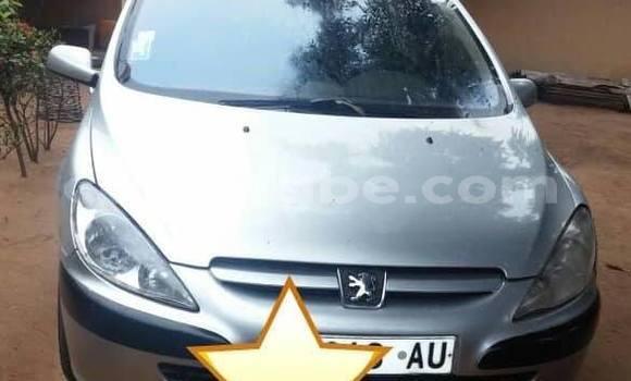 Acheter Occasion Voiture Peugeot 307 Gris à Lomé, Togo