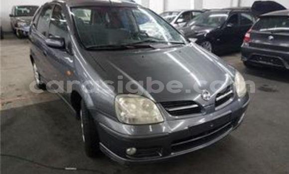 Acheter Occasion Voiture Nissan Almera Gris à Lomé au Togo
