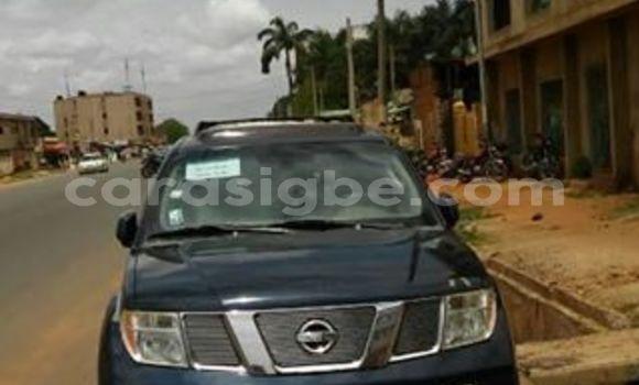 Acheter Occasion Voiture Nissan Pathfinder Autre à Lomé au Togo