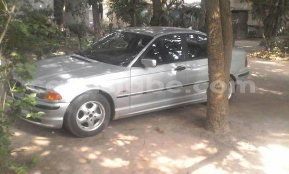 Acheter Occasion Voiture BMW 3-Series Gris à Lomé au Togo