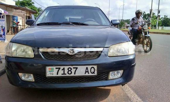 Acheter Occasion Voiture Mazda 323 Noir à Lomé au Togo