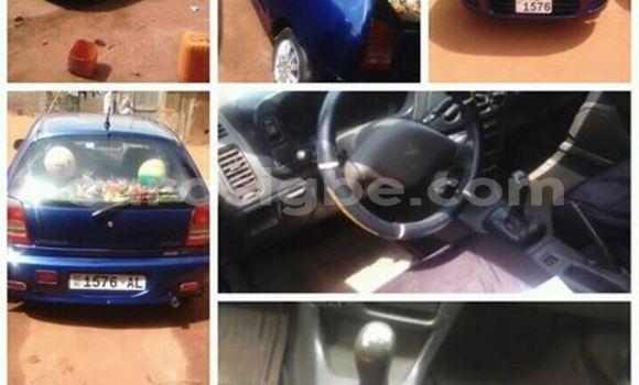 Acheter Occasion Voiture Mitsubishi Colt Bleu à Lomé, Togo