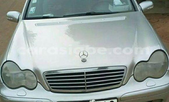 Acheter Occasions Voiture Mercedes‒Benz C–Class Gris à Lomé au Togo