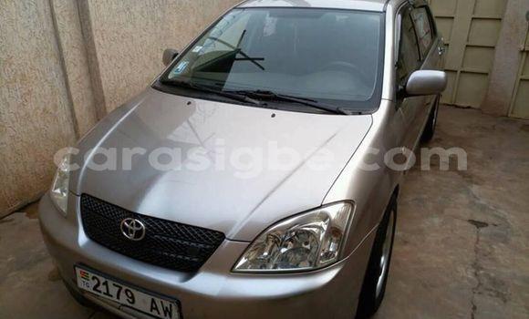 Acheter Occasion Voiture Toyota Corolla Gris à Lomé au Togo