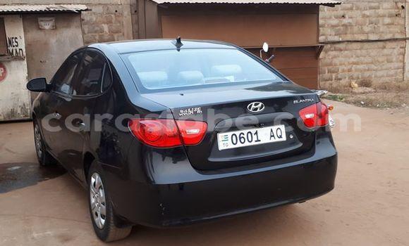 Acheter Occasion Voiture Hyundai Elantra Noir à Lomé, Togo