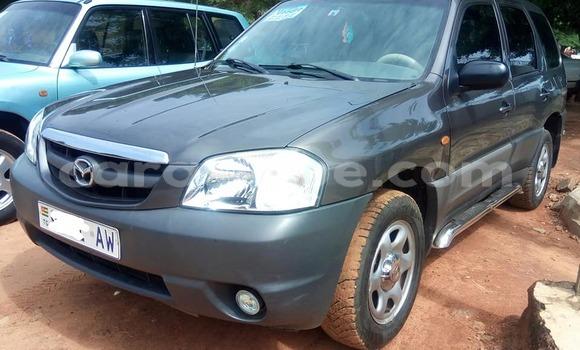 Acheter Occasion Voiture Mazda Tribute Gris à Lomé au Togo