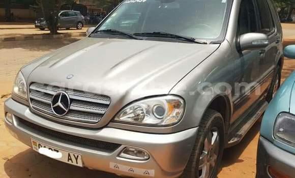 Acheter Occasion Voiture Mercedes‒Benz ML-Class Beige à Lomé au Togo