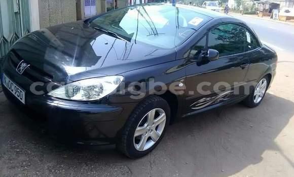 Acheter Occasion Voiture Peugeot 307 Noir à Lomé au Togo
