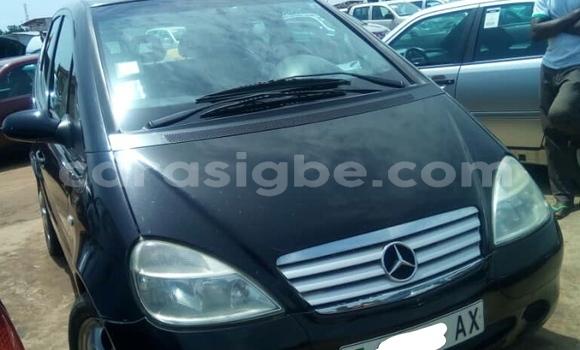 Acheter Occasion Voiture Mercedes‒Benz A-Class Noir à Lomé au Togo