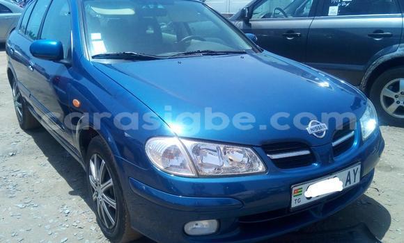 Acheter Occasion Voiture Nissan Almera Bleu à Lomé au Togo