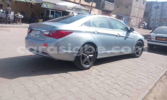 Acheter Occasion Voiture Hyundai Sonata Gris à Lomé au Togo