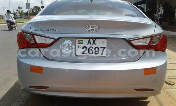 Acheter Occasion Voiture Hyundai Sonata Gris à Lomé, Togo