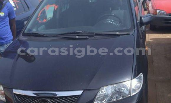 Acheter Occasion Voiture Mazda Premacy Noir à Lomé au Togo
