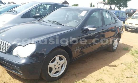 Acheter Occasion Voiture Mercedes‒Benz C–Class Gris à Lomé, Togo