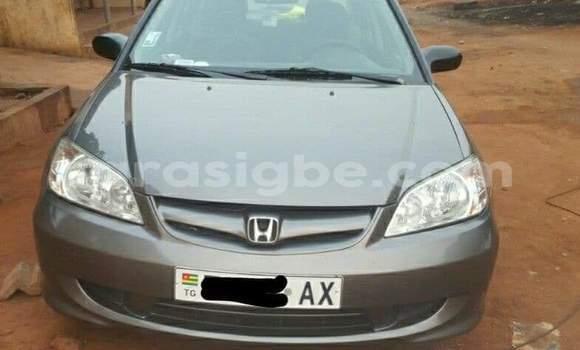Acheter Occasion Voiture Honda Civic Marron à Lomé au Togo