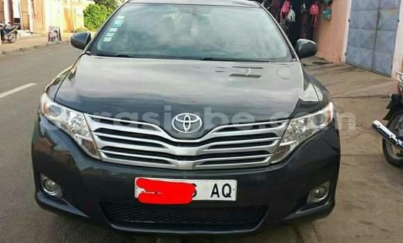 Acheter Occasion Voiture Toyota Venza Noir à Lomé, Togo