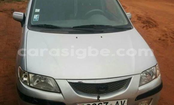 Acheter Occasion Voiture Mazda Premacy Gris à Lomé, Togo