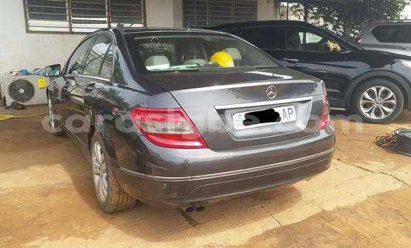 Acheter Occasion Voiture Mercedes‒Benz 200 Gris à Lomé au Togo