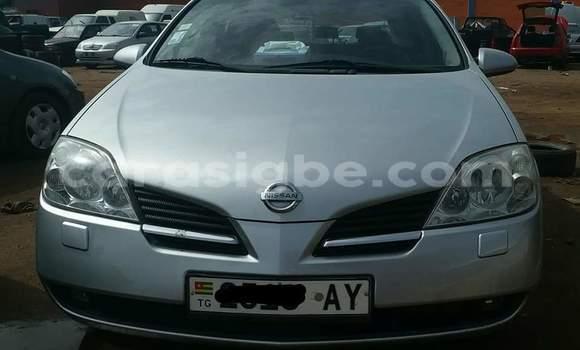 Acheter Occasion Voiture Nissan Primera Gris à Lomé au Togo