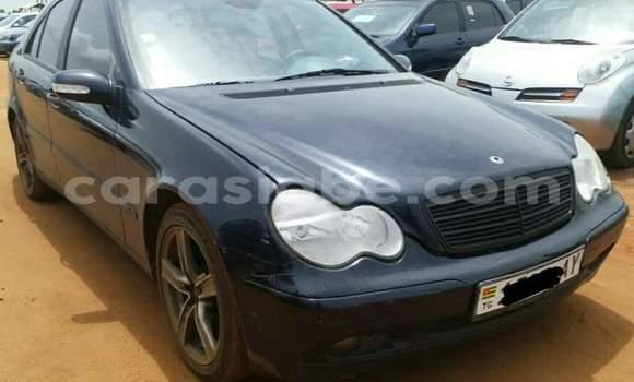 Acheter Occasion Voiture Mercedes‒Benz C-Class Noir à Lomé au Togo