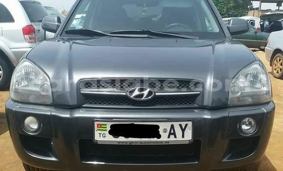 Acheter Occasion Voiture Hyundai Tucson Noir à Lomé au Togo