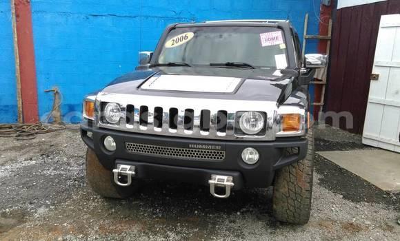 Acheter Occasion Voiture Hummer H3 Noir à Lomé au Togo