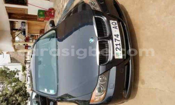 Acheter Occasion Voiture BMW 3-Series Noir à Lomé au Togo