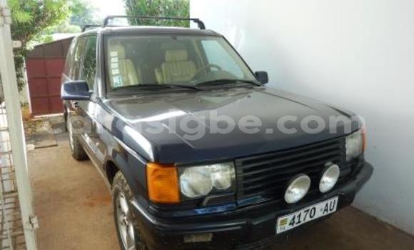 Acheter Occasion Voiture Land Rover Range Rover Bleu à Lomé, Togo