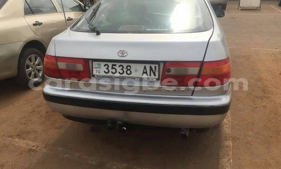 Acheter Occasion Voiture Toyota Carina Gris à Lomé, Togo