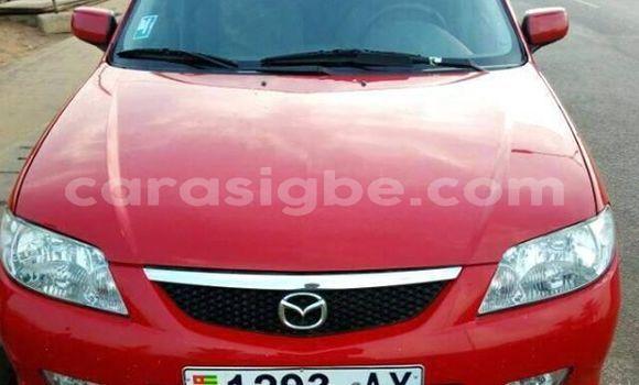 Acheter Occasion Voiture Mazda 323 Rouge à Lomé, Togo