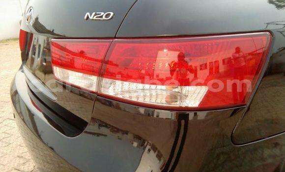 Acheter Occasions Voiture Hyundai Sonata Noir à Lomé au Togo