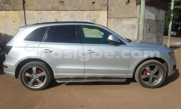 Acheter Occasion Voiture Audi Q5 Gris à Lomé, Togo