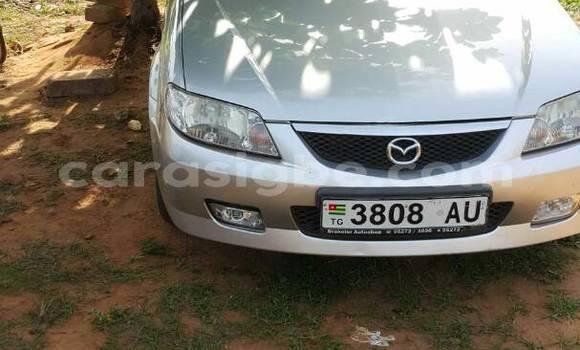 Acheter Occasion Voiture Mazda 323 Beige à Lomé au Togo