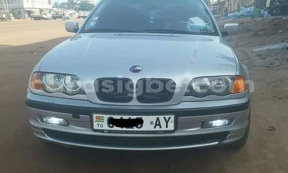 Acheter Occasion Voiture BMW E46 Gris à Lomé au Togo