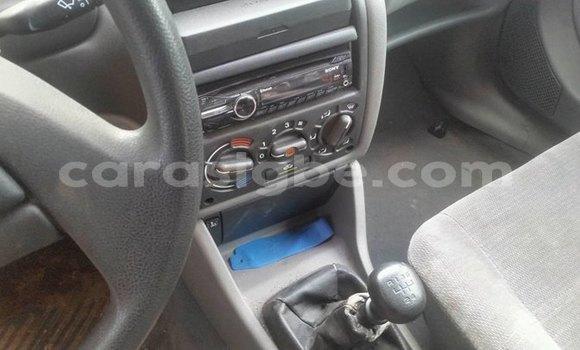 Acheter Occasion Voiture Opel Astra Rouge à Lomé au Togo