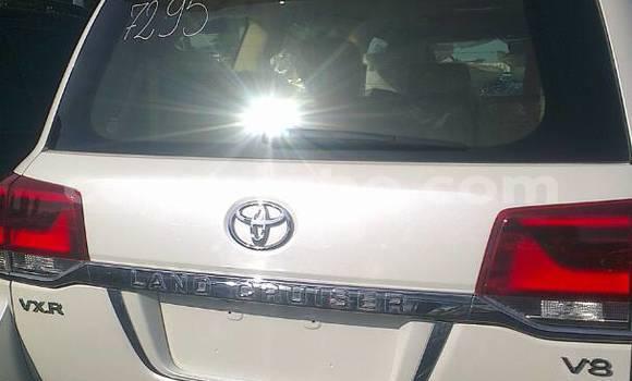 Acheter Occasions Voiture Toyota Land Cruiser Noir à Lomé au Maritime
