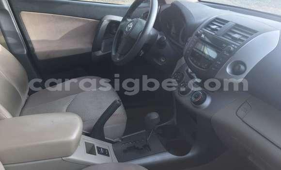 Acheter Occasions Voiture Toyota RAV4 Bleu à Lomé au Maritime
