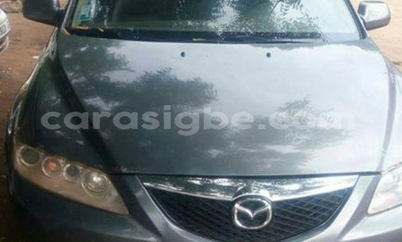 Acheter Occasions Voiture Mazda 6 Gris à Lomé au Togo
