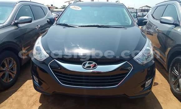 Acheter Occasions Voiture Hyundai Tucson Noir à Lomé au Maritime