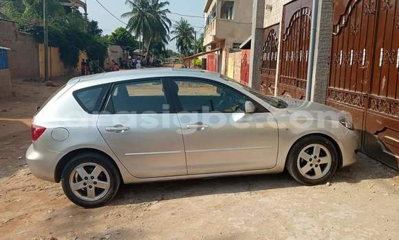 Acheter Occasions Voiture Mazda Mazda 3 Gris à Lomé au Maritime