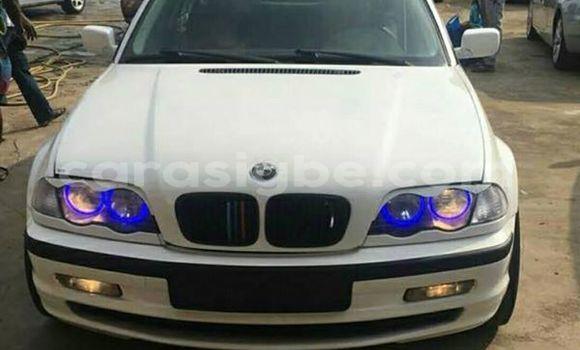 Acheter Occasions Voiture BMW 3–Series Blanc à Lomé au Maritime
