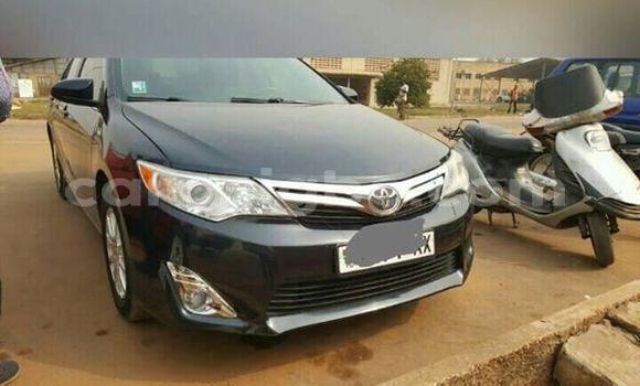 Acheter Occasions Voiture Toyota Camry Noir à Lomé au Maritime