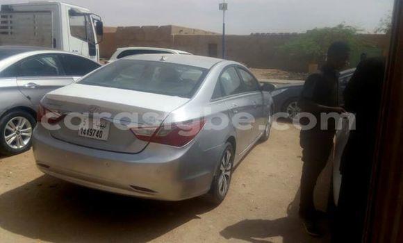 Acheter Occasions Voiture Hyundai Sonata Gris à Lomé au Maritime