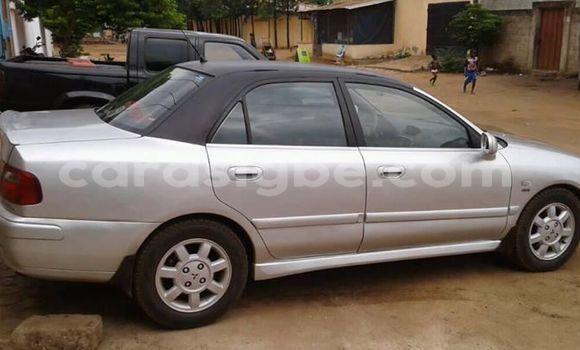 Acheter Occasions Voiture Mitsubishi Galant Gris à Lomé au Maritime
