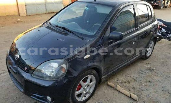 Acheter Occasions Voiture Toyota Yaris Noir à Lomé au Maritime
