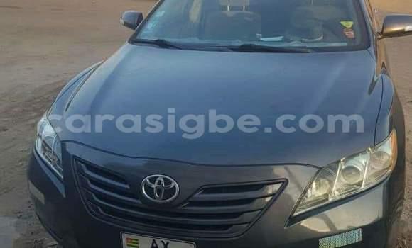 Acheter Occasions Voiture Toyota Camry Marron à Lomé au Maritime