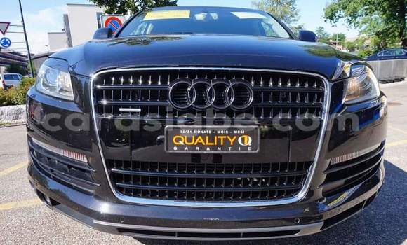 Acheter Occasions Voiture Audi Q7 Noir à Lomé au Maritime