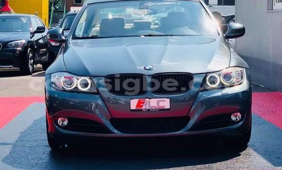 Acheter Occasions Voiture BMW 3–Series Noir à Lomé au Maritime