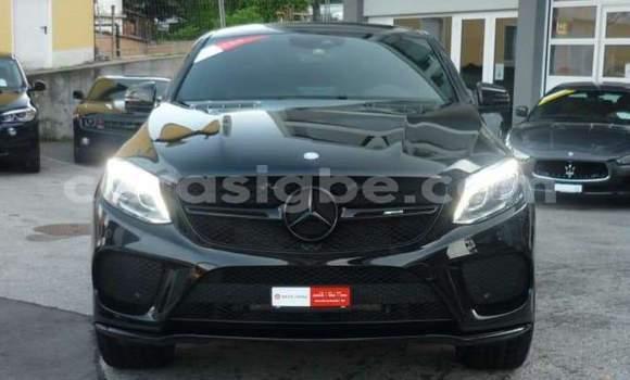 Acheter Occasions Voiture Mercedes‒Benz GL–Class Noir à Lomé au Maritime